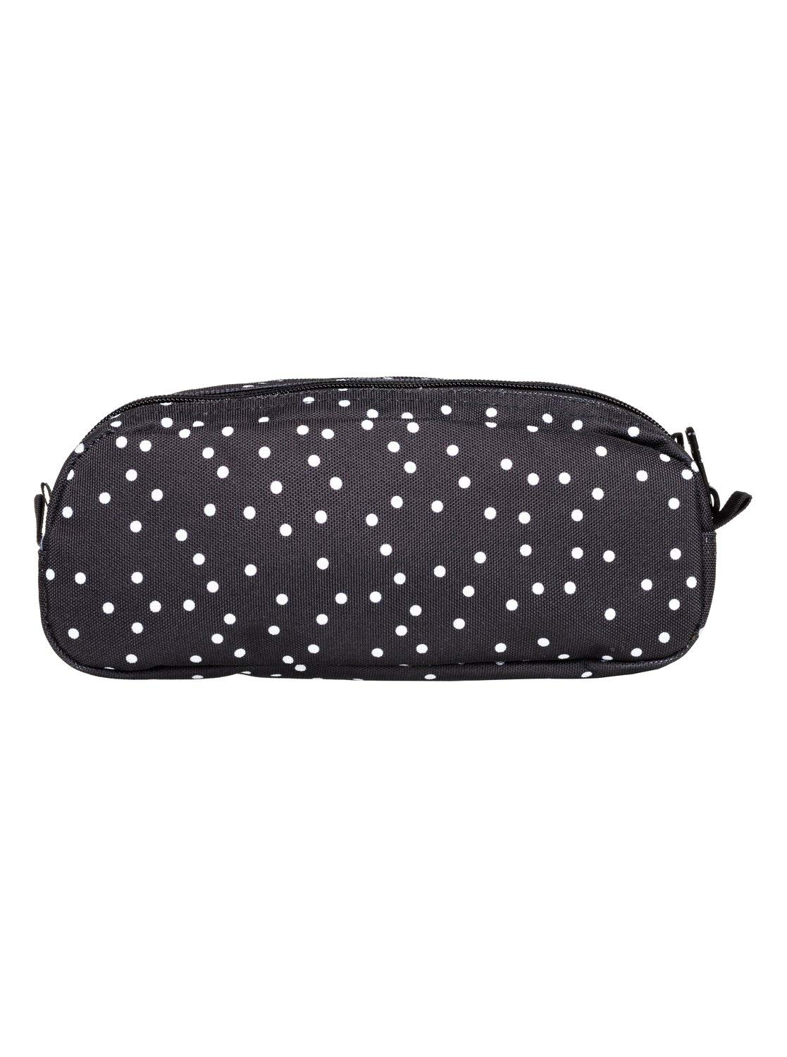 Amazon.com: Roxy Da Rock Pencil Case - True Black Dots For ...