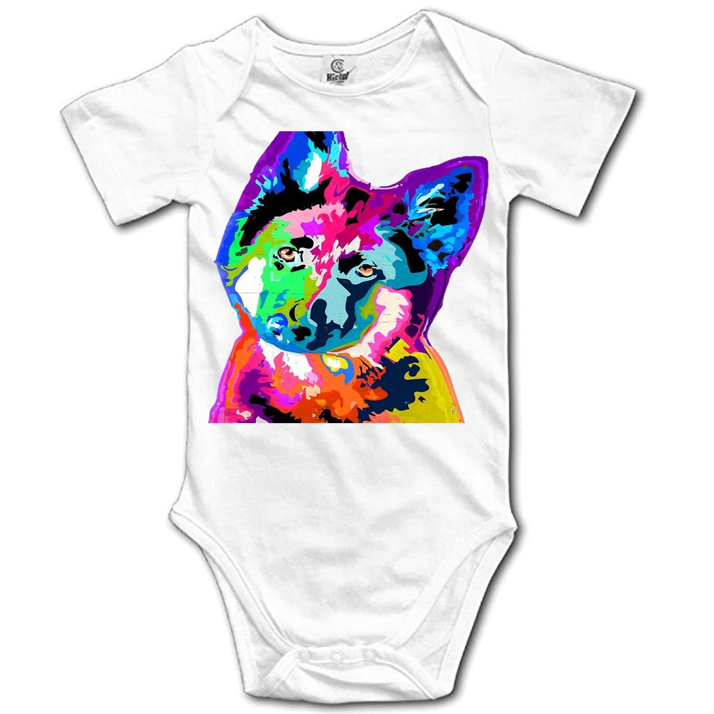 Huazh The Beagles Baby One-Piece Suit Short-Sleeve Infant Romper Unisex