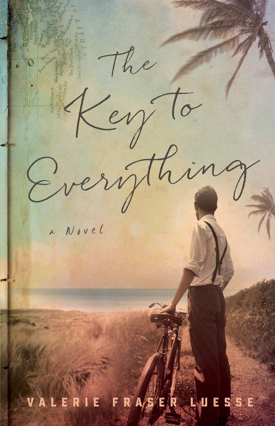 The Key to Everything by Valerie Fraser Luesse {Book Review}