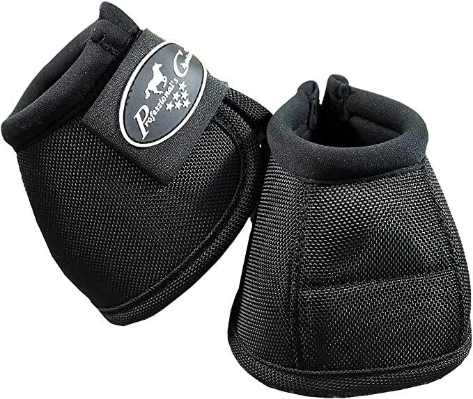 Professionals Choice Horse Equine Overreach Ballistic Bell Boots Summer Collection PC Diamond