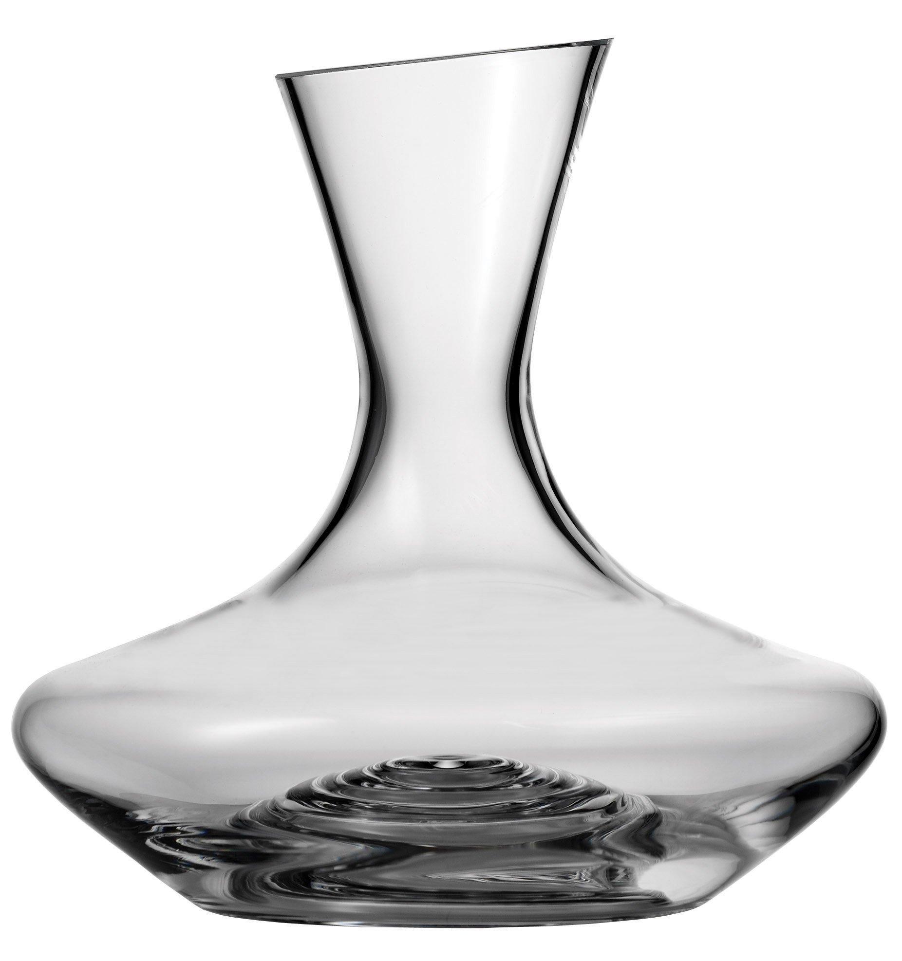Zwiesel 1872 Handmade Glass  Pollux Decanter, 1-Liter