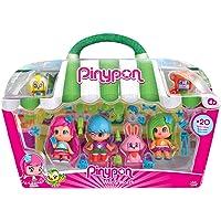 Pinypon - City Pack con Cuatro Figuras (Famosa