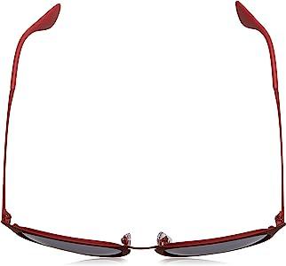 Erika Metal Non-Polarized Sunglasses (RB3539), Bordeaux/Pink Silver Mirror, 54 mm