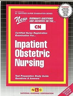 inpatient obstetric nurse exam secrets study guide inpatient rh amazon com