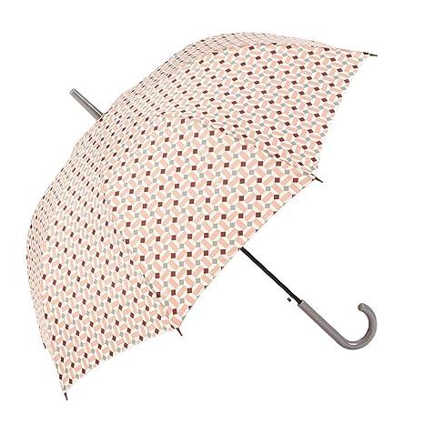 Gotta Parapluie Long Femme résistant au Vent - Ouverture automatique Motifs Roses Paraguas clásico, 90