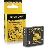 Caricabatteria + Batteria DMW-BLG10 DMW-BLG10E per Panasonic Lumix DMC-GF6 | Lumix DMC-GX7 e più... [ Li-ion; 750mAh; 7.2V ]