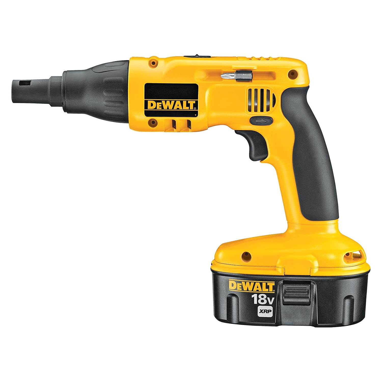 dewalt 18v tools. amazon.com: dewalt dc520ka 18-volt nicd cordless drywall/deck screwdriver kit: industrial \u0026 scientific dewalt 18v tools