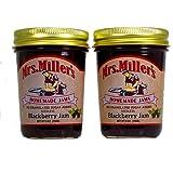Mrs Millers, No Sugar Seedless Blackberry Jam - 2 / 8 Oz. Jars