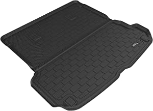 3D MAXpider M1AD0401309 Custom Fit All-Weather Cargo Liner for Select Audi Q7 Models - Kagu Rubber (Black)