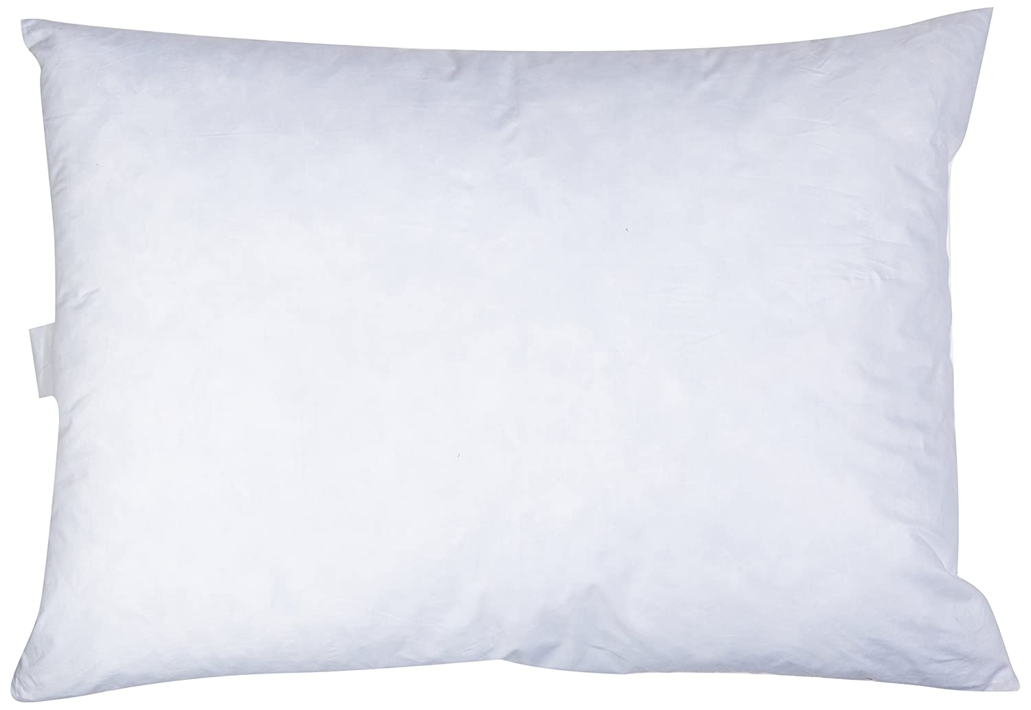 1200 Thread Count%100 Cotton- Super Soft Luxurious SOLID Feather/Goose Down SET of 2 PILLOWS- Standard Size