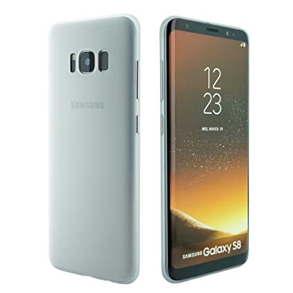 Amazon.com: Samsung S8 Caso, BDS thinnest carcasa Premium ...