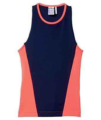 dc06830a33f9 adidas Womens Stellasport Easy Workout Tank Top in Night Indigo ...