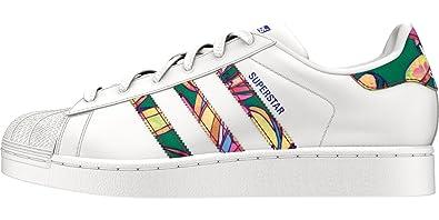 low priced 6d29e a7409 adidas Originals Superstar W Damen-Sneaker S75988 WhiteMulticolor Gr. 37 1