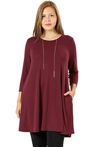 Ollie Arnes Women's Plus Size Maternity dresses