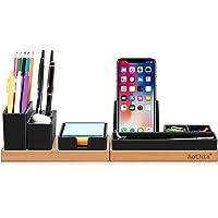 Deals on Aothia Desk Organizer with Adjustable Pencil Holder