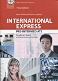 International Express Pre-intermediate : Student's Book Pack (1DVD)