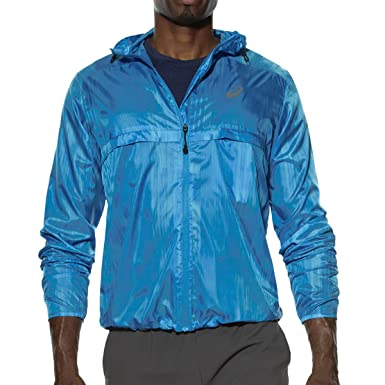 ASICS Mujer fuzex Packable Jacket Men Chaquetas: Amazon.es ...