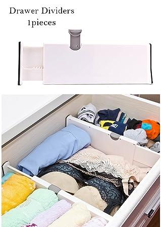 Verstellbarer Schubladenteiler Dresser Organizer Küche Aufbewahrungsschrank  Clapboard 10,8 Zoll (heißeste)   17
