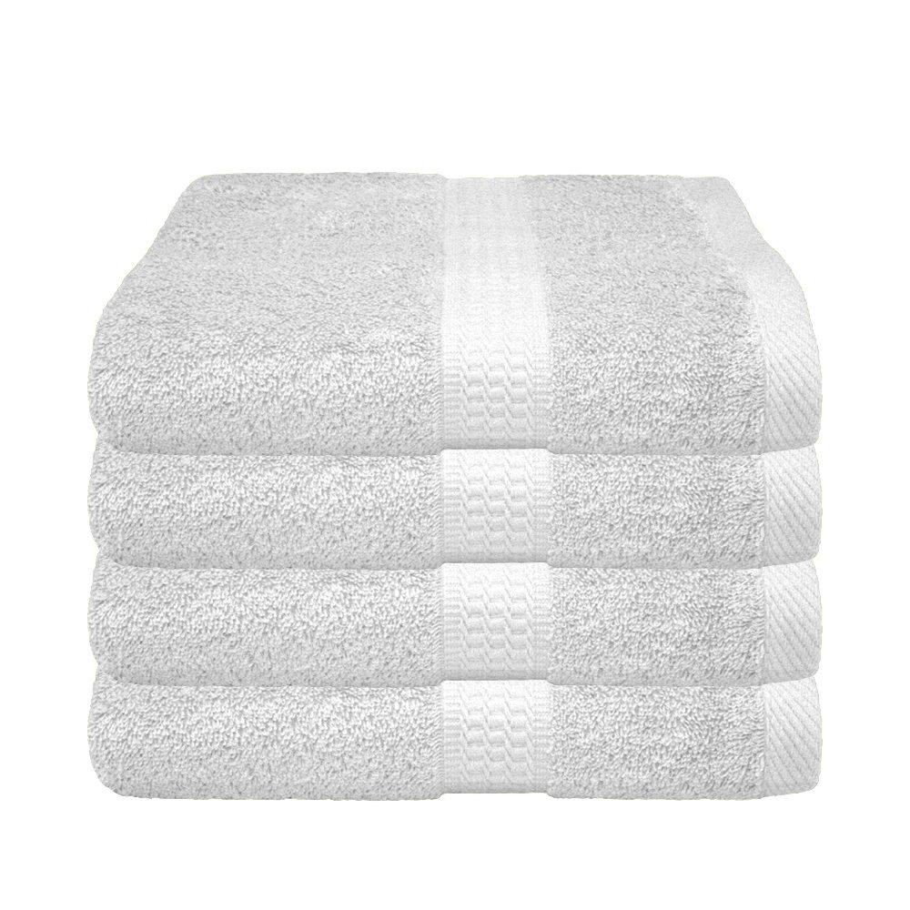 4/pi/èces//8/pi/èces dans de nombreuses couleurs/ bordeaux /4//8/Set de serviettes essuie-mains 50/x 100/cm 100 /% coton Lot de 4
