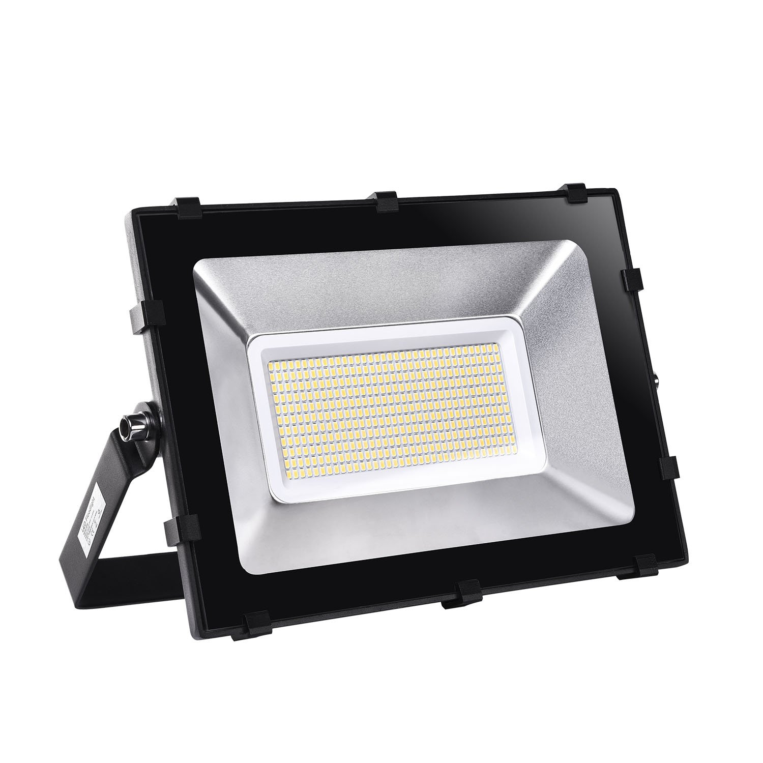 Viugreum 200W LED Outdoor Flood Lights,Waterproof IP65,24000LM,Warm White(2800-3200K), Landscape Spotlights,Super Bright Security Stadium Lights for Garden,Yard,Warehouse,Square,Billboard,Factory