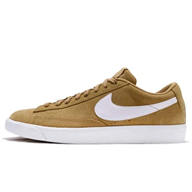 huge selection of d4187 8108f Nike Air Blazer Low Suede Sneakers