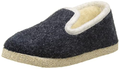 Calmont, Chaussons Bas Mixte Adulte, Gris (06 Anthracite), 37 EURondinaud