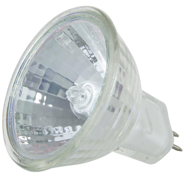 Sunlite 5mr11 Cg 12v 5 Watt Halogen Mr11 Gu4 Based Mini Reflector Bulb Cover Guard Com