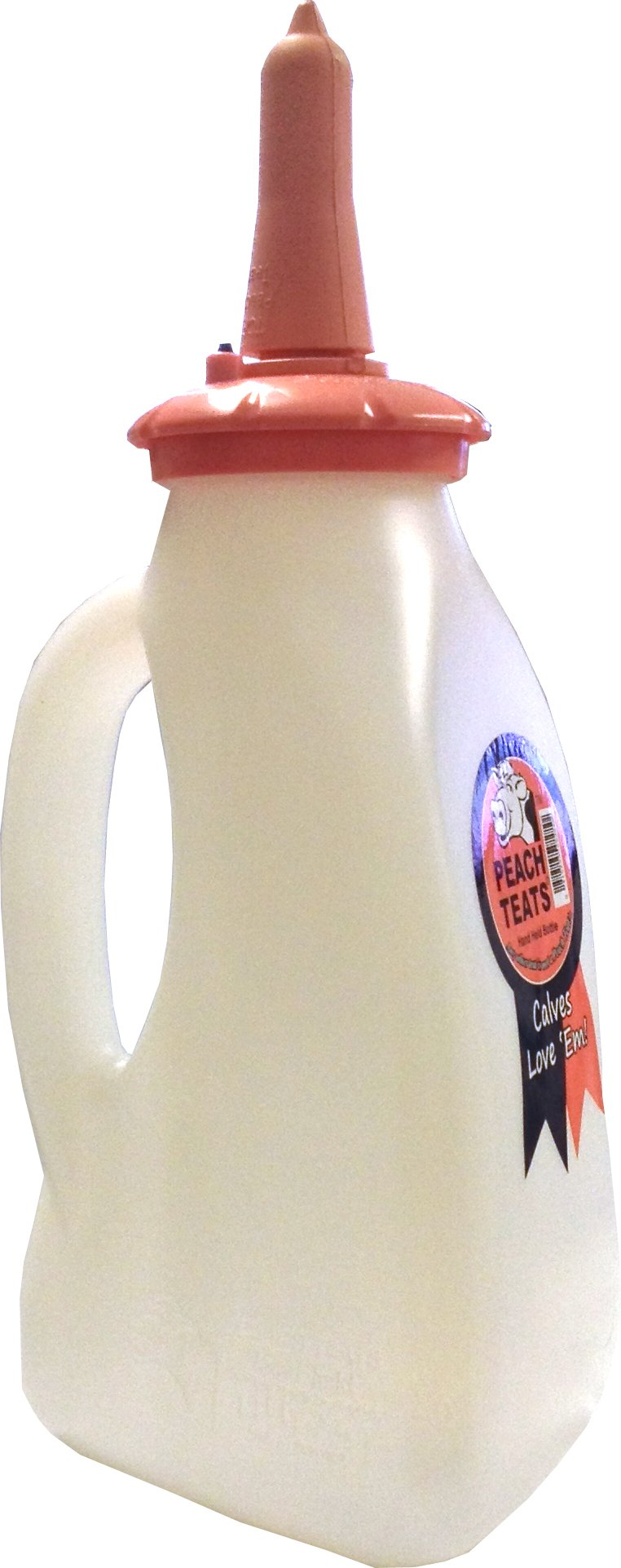 Peach Teats Hand Held Bottle, White by Peach Teats (Image #5)
