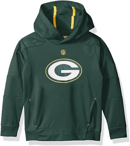 New Boy/'s NFL San Francisco 49ers Hoody Sweatshirt Size 4 5//6  Red Youth Zipper