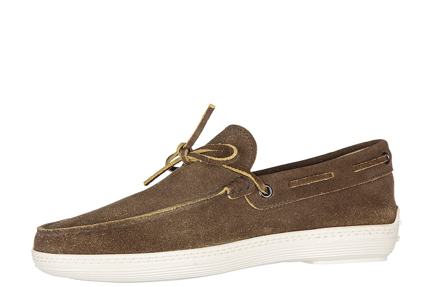 Mocassins homme en daim laccetto marlyn Tod's YPL2G