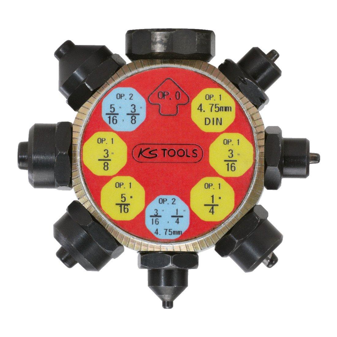 12 pcs SK Hand Tool Universal brake flaring tool set