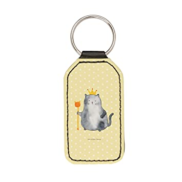 Mr. & Mrs. Panda rectangular llavero Gatos Koenig – Gatos, gato, gato
