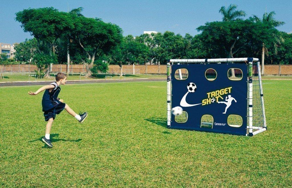 Fußballtor oder Torwand - Mini-Soccer Goal 18 Torwand - für Kinder und Jugendliche aller Altersstufen geeignet!