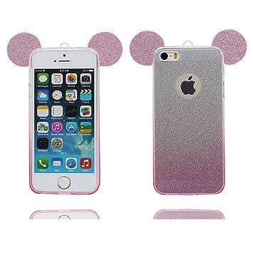 coque iphone 5 pink