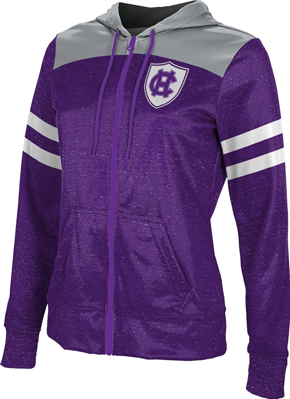 School Spirit Sweatshirt Gameday The College of The Holy Cross University Girls Zipper Hoodie