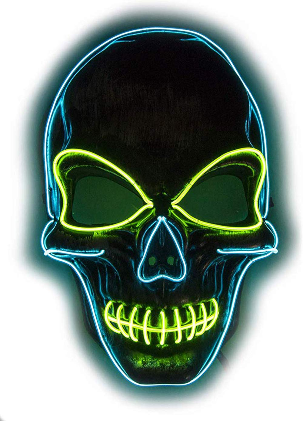 Great LED Skull Mask!