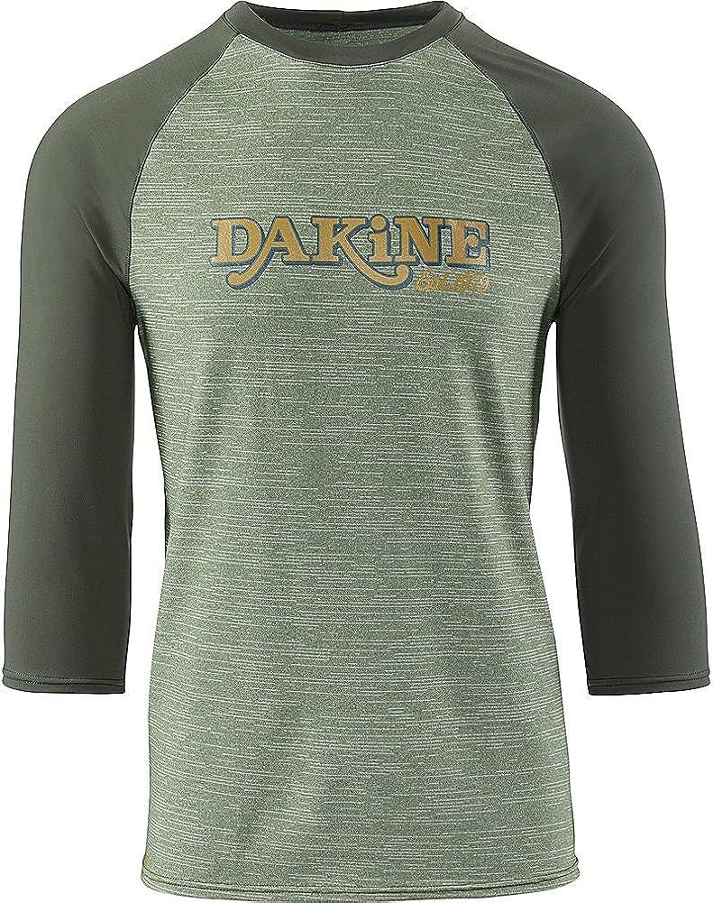 Dakine Men's Roots Raglan Loose Fit 3/4 Sleeve