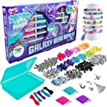 Fashion Angels Galaxy Bead Super Set (12679), 2,000+ Beads with Keeper