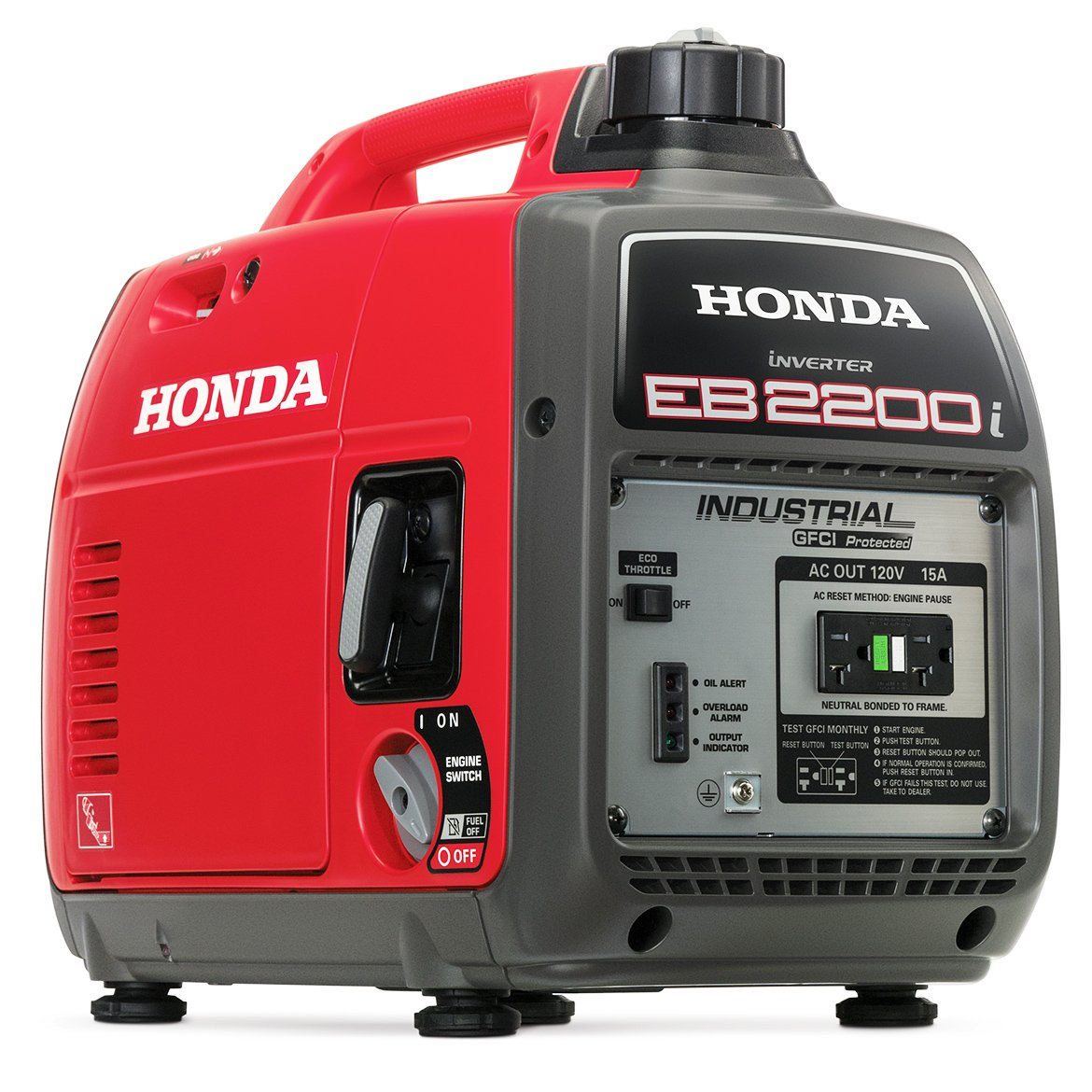 Honda 2,200 Watt Portable Inverter Generator
