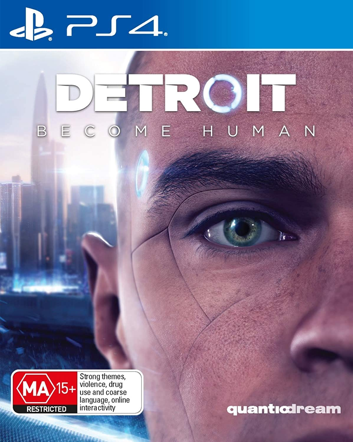 Amazon.com: Detroit Become Human - Playstation 4 (PS4 ...