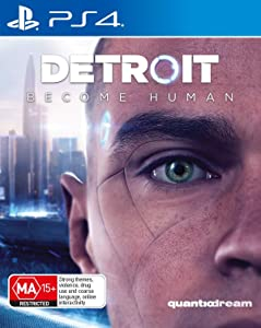Detroit Become Human - Playstation 4 (PS4)