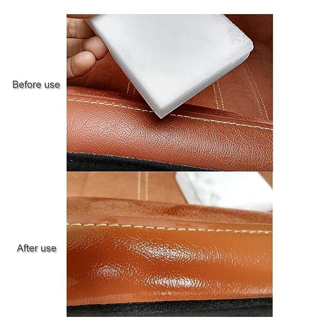 Esponja mágica Nidebeibao® para eliminar manchas y marcas, sin productos químicos, 10 unidades: Amazon.es: Hogar