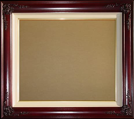 Amazon.com - Museum Quality Wood Frame for Canvas Painting, Open ...