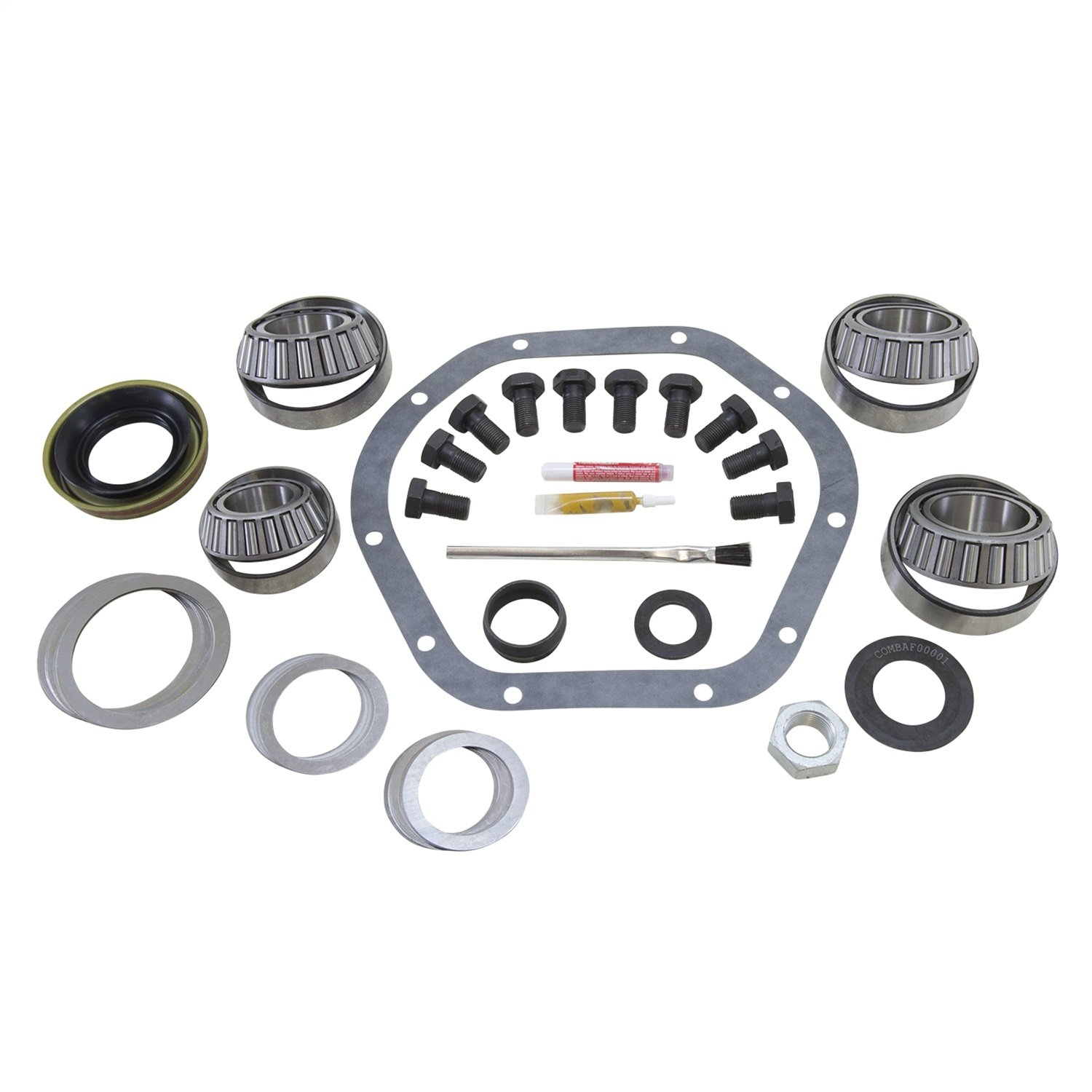Yukon YKD44-REAR Master Overhaul Kit for Dana 44 Axle with 30 Spline Yukon Gear YK D44-REAR