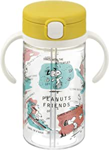 Richell Peanut Collection Outing Straw Mug 320ml