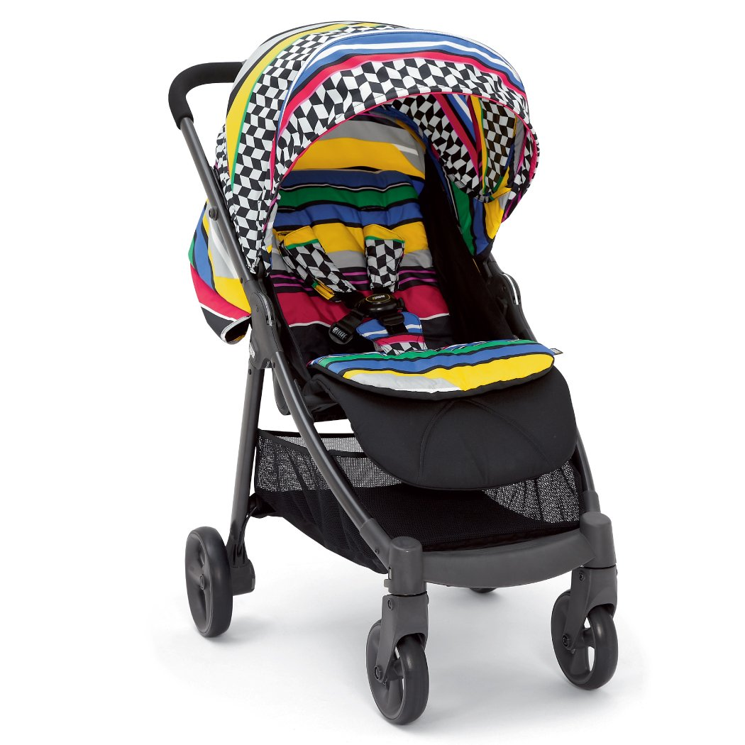 Mamas & Papas Armadillo Stroller with Liner (Stripe)