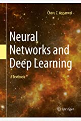 Neural Networks and Deep Learning: A Textbook Kindle Edition