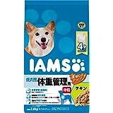アイムス (IAMS) 成犬用 体重管理用 チキン 中粒 2.6kg
