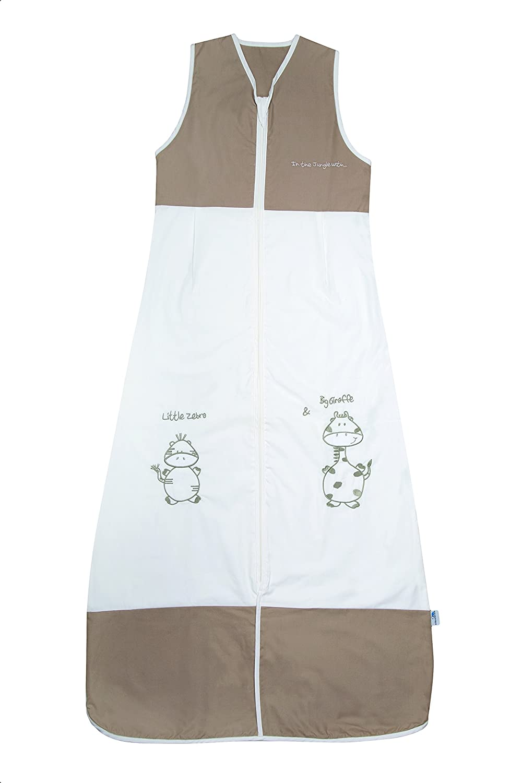 Amazon.com : Slumbersafe Summer Baby Sleeping Bag 0.5 Tog - Cartoon Animal, 0-6 Months/Small : Baby