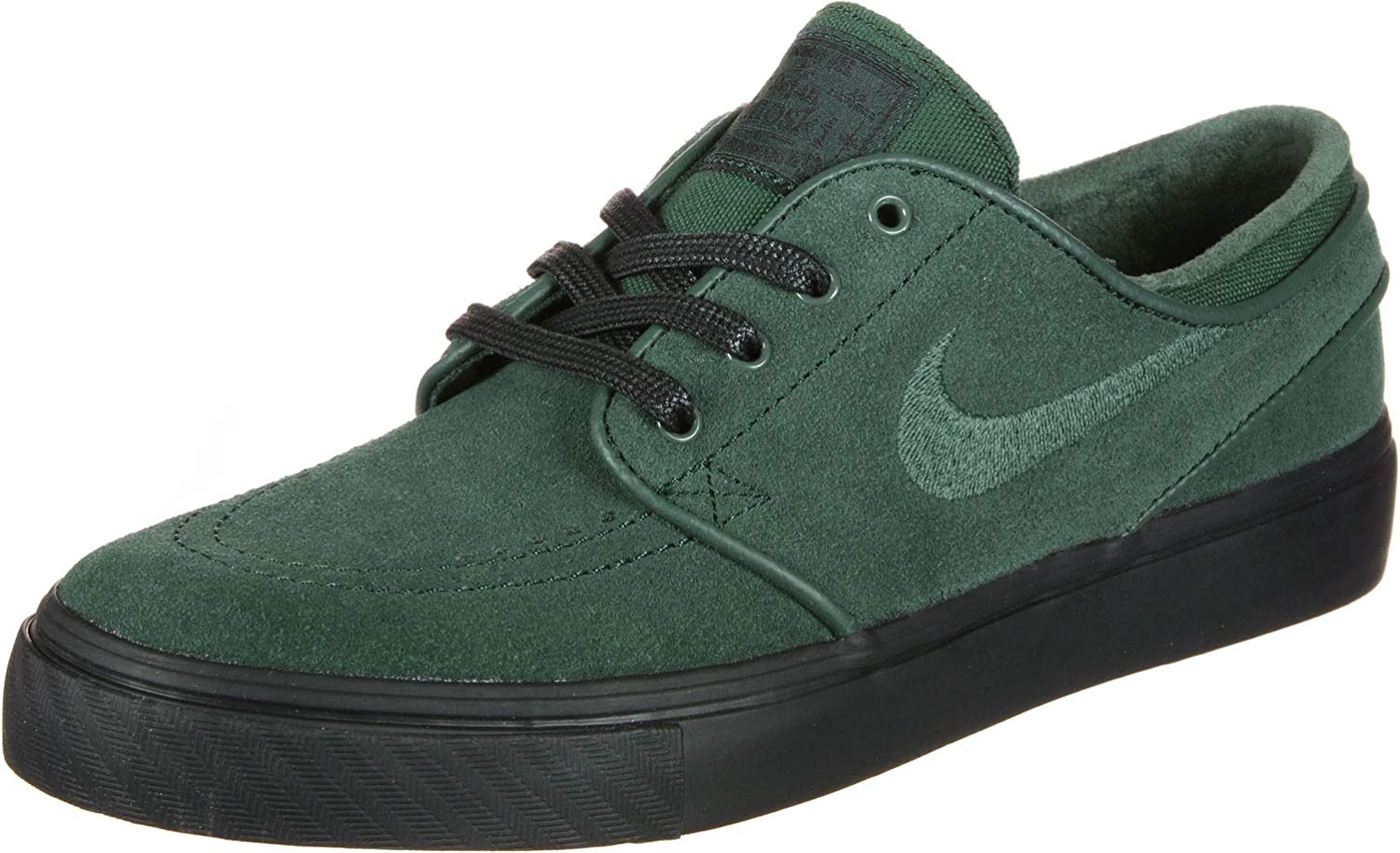 científico limpiar revisión  Nike Boys Zoom Stefan Janoski Skateboarding Shoes, Multicolour (Midnight  Green/Midnight Green-Black 312), 4.5UK Child: Amazon.co.uk: Shoes & Bags